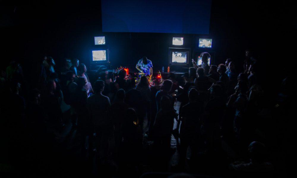j.crowe | Performance | +CODE Festival 2018